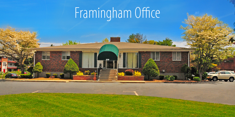 Our Framingham, MA Location